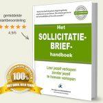 Sollicitatiebrief handboek - cursus blijvend zelfvertrouwen - onlinecursuszelfvertrouwen.nl